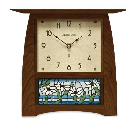 p3-4810-black-eyed-susan-act-84-schlabaugh-clock-craftsman-horizontal.jpg